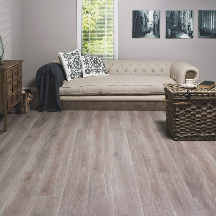 Dunlop Flooring - Heartridge Laminate - Silvermist