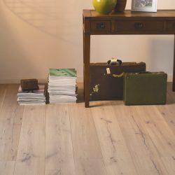 Floors by Dunlop - Rustic Oak - White Smoke
